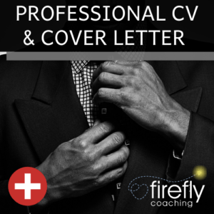 professional CV & cover letter