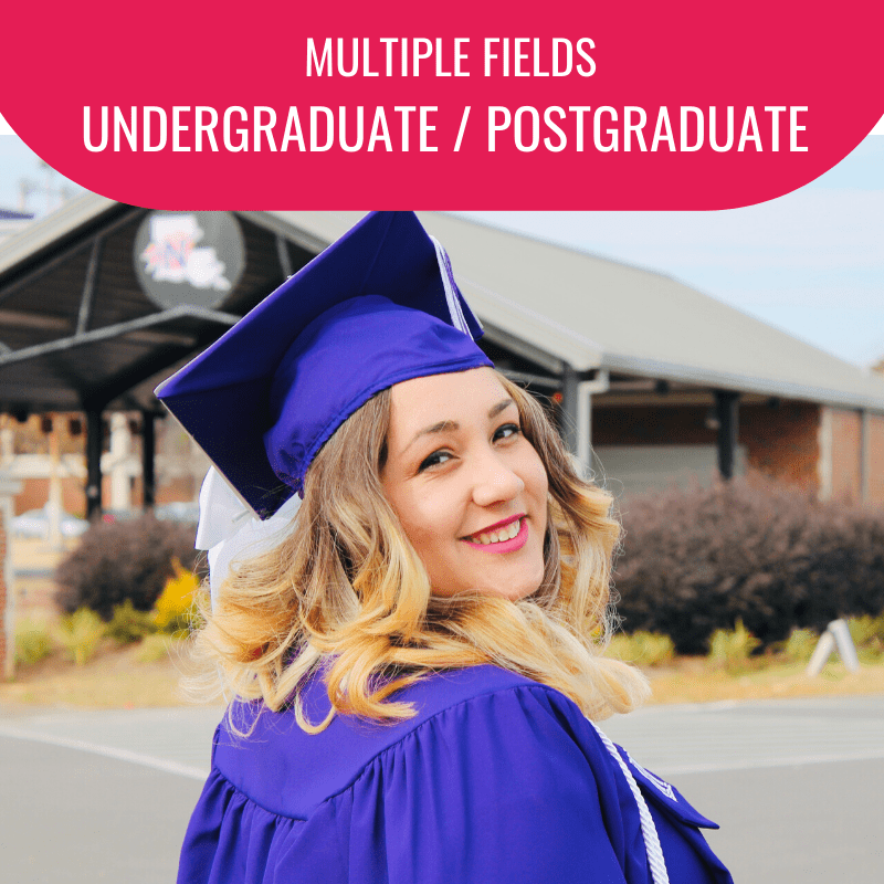 undergraduates and postgraduates