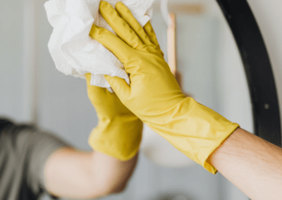 Cleaning & Amenity Services