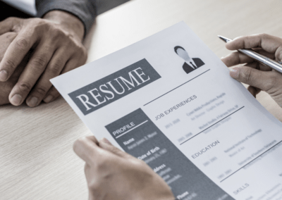 Gain A Fully Tailored CV Resume