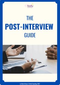 The Post Interview Guide