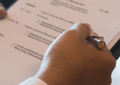 CV & Cover Letter Writing